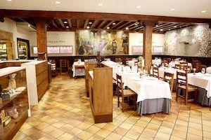 Salón Reina Isabel restaurante José María
