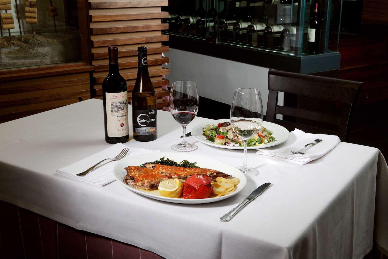 mesa restaurante josé maría segovia