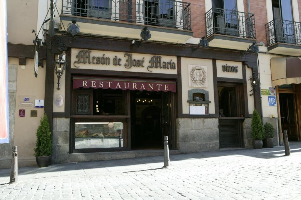 fachada restaurante josé maría