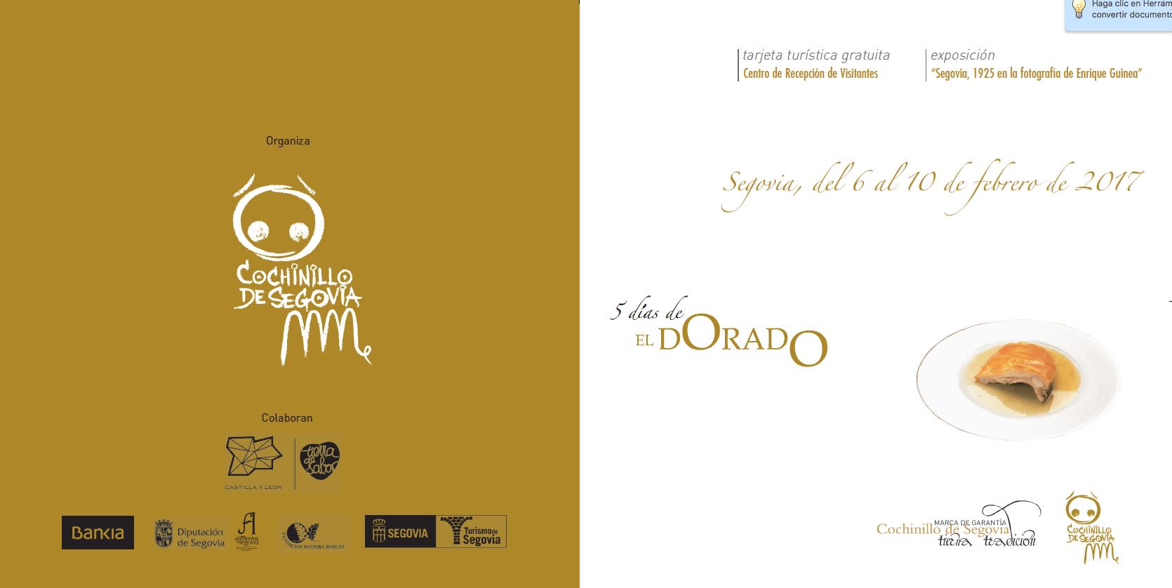 """Los 5 días de """"El Dorado"""" 2017: un homenaje a nuestros clientes y amigos"""