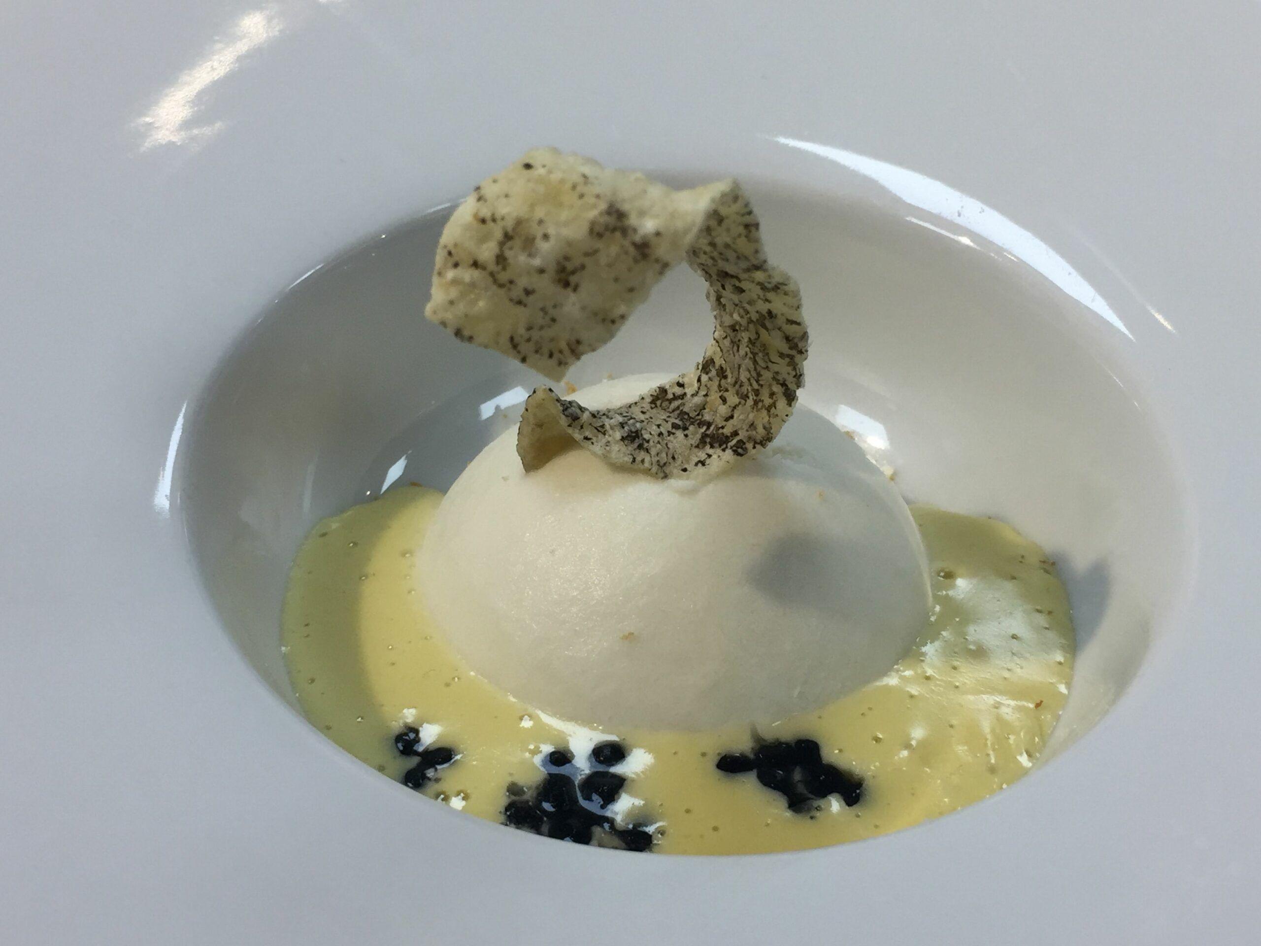 Tapa de la Luna LLena del restaurante José María