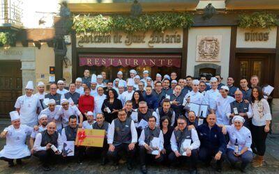 Restaurante José María premiado por el Ministerio de Agricultura, Pesca y Alimentación