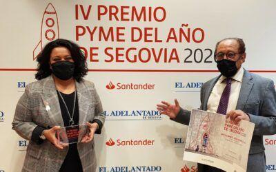 Premio Pyme del año 2020 Segovia